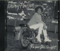 Whitney Houston - I'M Your Baby Tonight Cd Ottimo