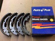 Parts Plus Premium Remanufactured Drum Brake Shoe Shoes P552R
