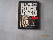 The Illustrated Rock Almanac -Music Book