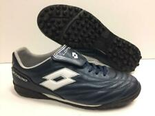 Lotto M6187 Stadio Suprema TF Turf Field Soccer Football Shoes Navy Blue Mens 12