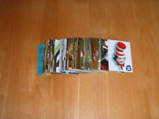 Complete basic set of 72 Comic Images 2003 The Cat In The Hat trading cards