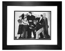 Abbott & Costello Meet Frankenstein   8X10 PHOTO FRAMED TO 11X14