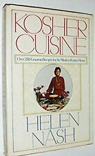 Kosher Cuisine by Nash, Helen