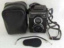 EXC!! LUBITEL-166B LOMO Vintage Russian TLR 6X6 Camera copy Voigtlander Brillant