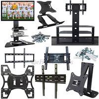 3D TV Tilt Swivel Wall Mount Bracket Holder Stand For Plasma LCD LED TVs DVD New