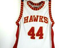Mitchell Ness Pistol Pete Maravitch Atlanta Hawks Jersey 58
