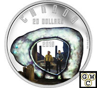 2016Star Trek(TM)-The City on the Edge of Forever'Color $20 Prf .9999Fine(17740)
