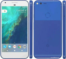 "Brand New GOOGLE PIXEL XL 5.5"" BLUE 32GB ANDROID PHONE CDMA+GSM UNLOCKED World"