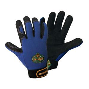 FERDY F. Allrounder Mechanics - Handschuh Gr.XL - Arbeitshandschuhe - Sicherheit