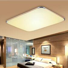 LED Ceiling Panel Bathroom Kitchen Light Bulb Dimmable Lamp Square 15W 220V