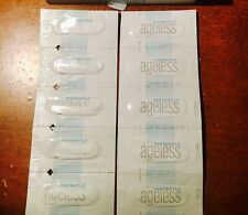 "Jeunesse Instantly Ageless -""AUTHENTIC""- Wrinkle Cream - 10 Foil Sachets(NO BOX)"