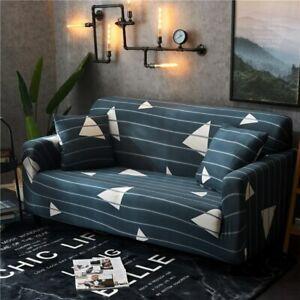 Flexible Landscape Living Room Flexible Sofa Cover  Home Decoration 1/2/3/4 Seat