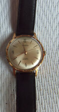 MONTRE MECANIQUE HOMME ADMIRA 17rubis  plaquee or 10 microns  1960