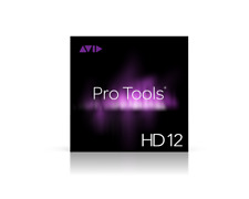 Avid Pro Tools HD 12 Perpetual License - Code Only