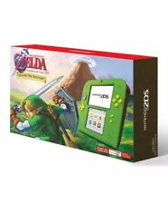 Nintendo 2DS : Link Edition w/ The Legend of Zelda: Ocarina of Time 3D PREORDER