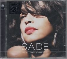 Sade The Ultimate Collection 2 CD set Sealed incl: Smooth Operator 2011