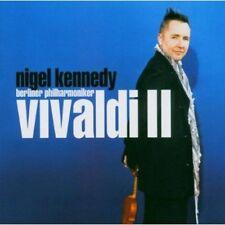 Nigel Kennedy - The Vivaldi Album Vol.2 BERLINER PHILHARMONIKER EMI CD 2004 OVP