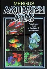 Aquarienatlas, Kt, Foto-Index 1 - 5 von Fischer, Ge... | Buch | Zustand sehr gut