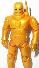 marvel universe IRON MAN 1st appearance armor gold classic avengers legends