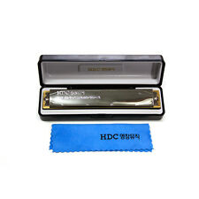 Youngchang Tremolo Harmonica 24 Hole for Student with Case YC-2001 Made in Korea