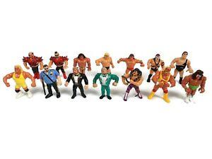 Vintage 1990-1992 Hasbro WWF Wrestling Action Figure Lot WWE