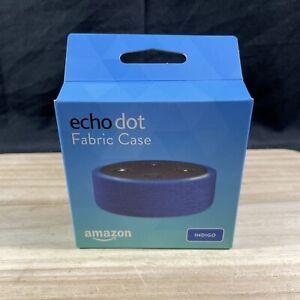 Amazon Echo Dot Case Indigo Color Fits Echo Dot 2nd Generation Only