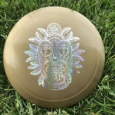 Rare 2013 Pdga Worlds Gold Tiki Star Tern 176.4 g Innova Disc Golf Oop New