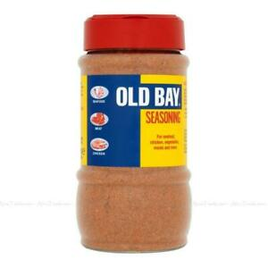 Schwartz OLD BAY® SEASONING 280g Tub Seafood Chicken Vegetables Meats & More