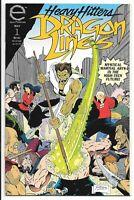 Dragon Lines #1 (May 1993, Epic Comics)
