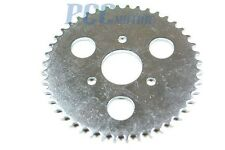 POCKET DIRT BIKE ELECTRIC NEW T8F 44 TOOTH REAR SPROCKET SUPER SCOOTER 9 RS38