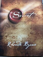 The Secret by Rhonda Byrne 2006 Hardcover With Dust Jacket