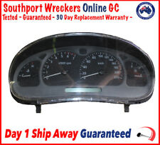 Genuine VT VX Holden Commodore HSV Calais Instrument Speedo Cluster - Express