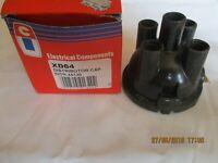 XD64 New Distributor Cap Ford Anglia Cortina Corsair Classic Capri Popular 44130