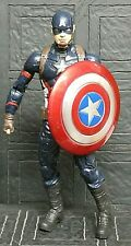 "Marvel Legends 6""/15cm CAPTAIN AMERICA (Avengers/Steve Rogers)"