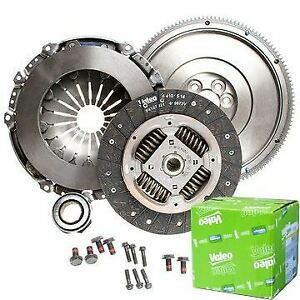 FOR PEUGEOT 407 2.2 HDI SOLID MASS FLYWHEEL CLUTCH KIT 163 2.2HDI 6/08 -