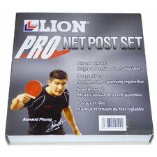 Lion Pro Table Tennis Net Post Set