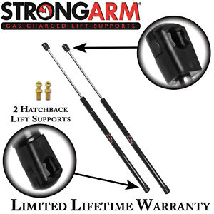 Qty 2 Strong Arm 4727 Fits 300ZX 1984  to 01/1989 Rear Hatch Lift Supports