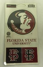 New Wincraft Florida State Seminoles Magnets Ensemble Sports Made in USA