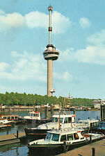 Postcard  Europe Holland  Rotterdam  Euromast unposted