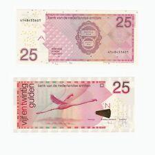 NETHERLANDS ANTILLES - 25 Gulden Banknote - P.29 - UNC