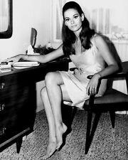 """Claudine Auger James Bond 007 10"""" x 8"""" Photograph no 7"""