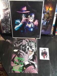 Batman The Killing Joke Very nice 1st print. For Sale, as is, no returns Seepics