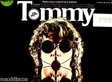 LPx2 - The Who - Tommy - Banda Sonora Original..(First Spanish Press.1975) MINT