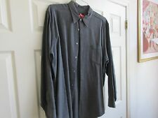 DKNY , Size XL , Men's Long Sleeve Shirt  , 100% Cotton