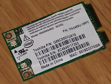 Toshiba Satellite P100 WIFI WLAN Karte Card Mini PCIe Intel WM3945ABG MOW2