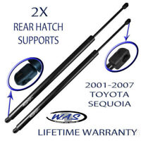 Left and Right Side Two Front Hood Gas Charged Lift Supports for 2011-2015 Kia Sorento WGS-642-2