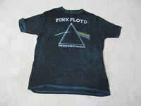 Pink Floyd Dark Side Of The Moon Concert Shirt Adult Extra Large Black Thin Mens