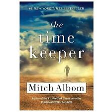 The Time Keeper by Mitch Albom (2013, CD)