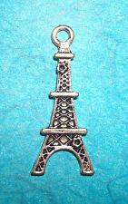 Pendant Eiffel Tower Charm Parisian Charm French CHIC Charm Paris France Charm