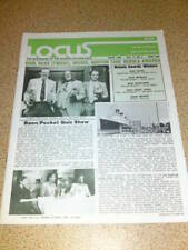 LOCUS (SCI-FI) - June 1984 # 281